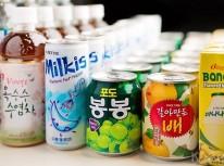 Popular drinks from Korea